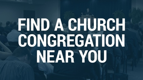 Find a congregation near you