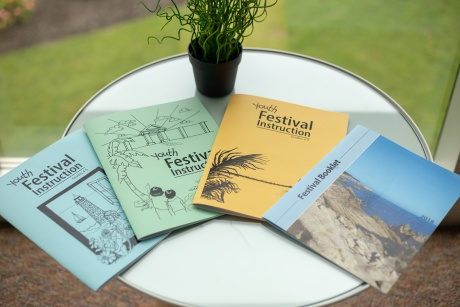 Feast of Tabernacles Youth Booklets 2020
