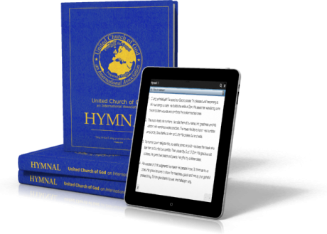 Hymnal Stack