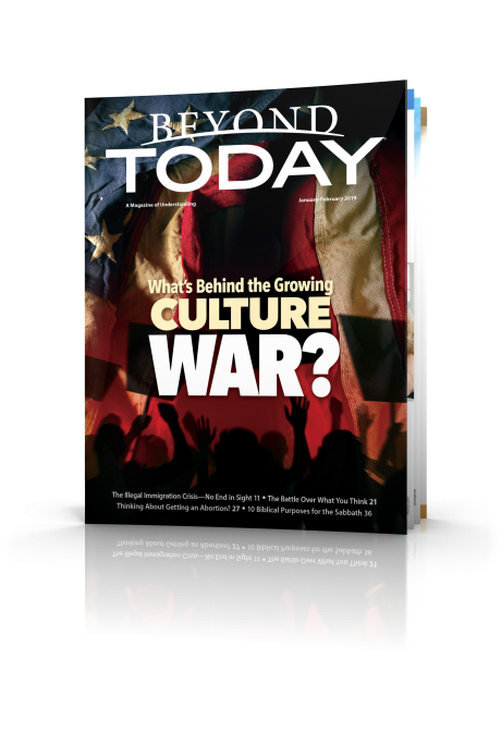 What S Behind The Growing Culture War United Church Of God