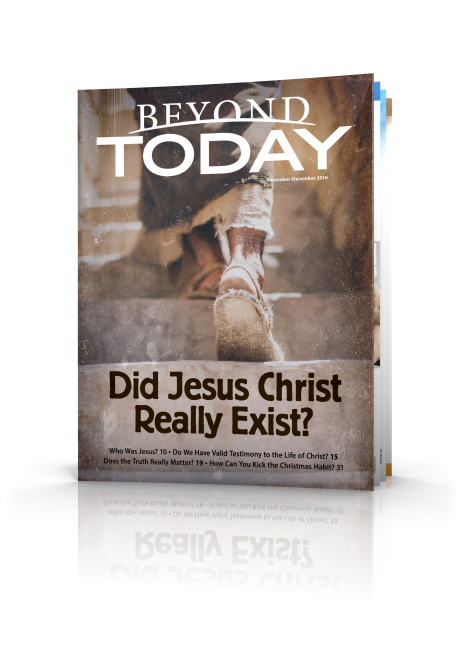 Who Was Jesus?   United Church of God