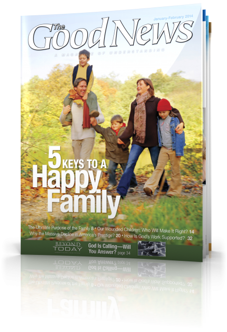 Five Keys to a Happy Family | United Church of God