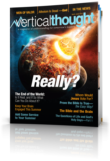 Prove the Bible Is True - the Easy Way! | United Church of God
