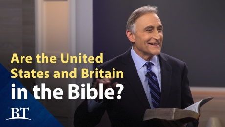 Beyond Today -- Are the United States and Britain in the Bible?