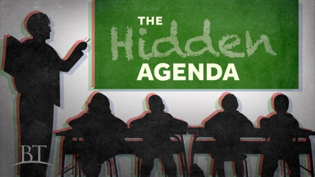 Beyond Today -- The Hidden Agenda