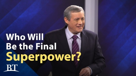 Beyond Today -- Who Will Be the Final Superpower?