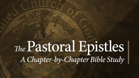 UCG Bible Study
