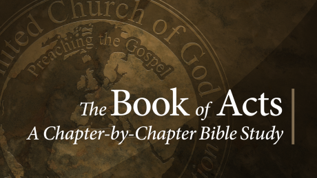 BIBLE STUDY IN THE BOOK OF ACTS BIBLICAL EVANGELISM - Cru