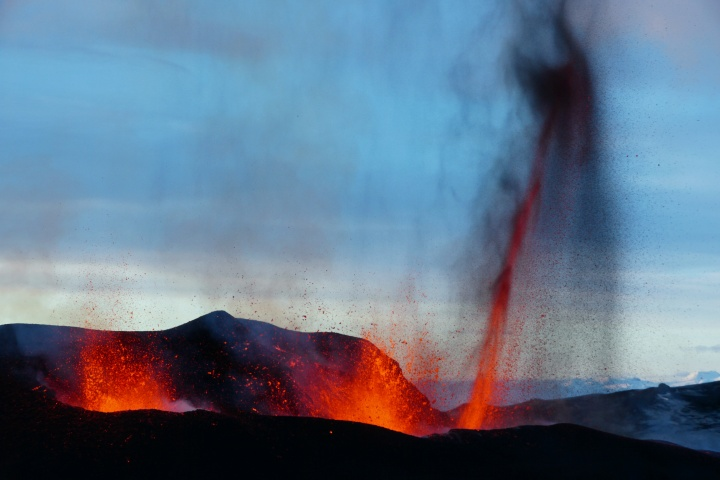 What Does Bible Prophecy Say About Volcanoes? | United ...