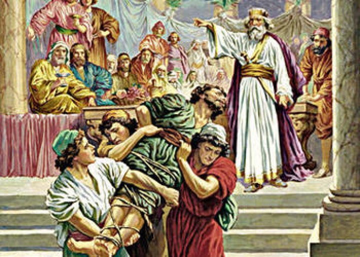 Lessons From The Parables Matthew 22 The Invitation To