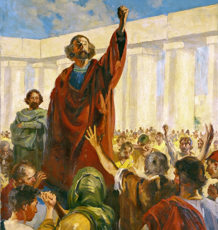 Pentecost: The Power of God in Our Lives | United Church of God