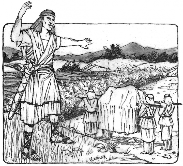 Profiles of Faith Joshua God