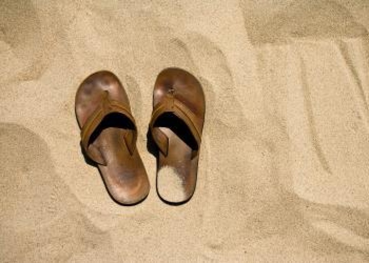 Take Your Sandals Off Why United Church Of God