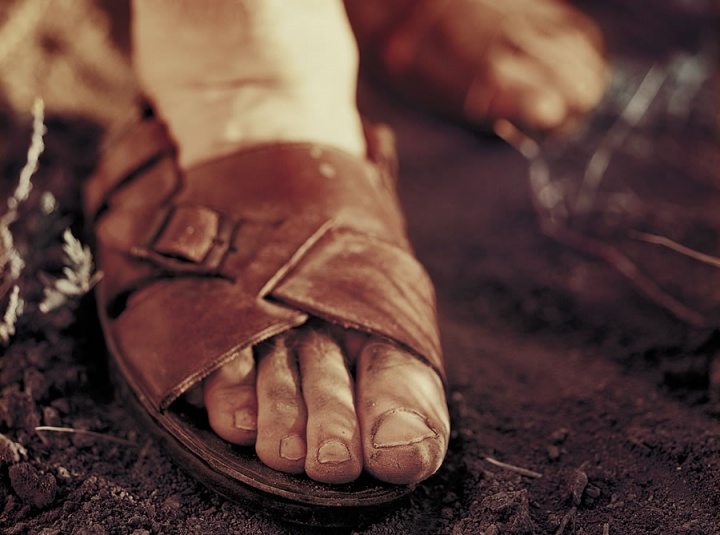 The Lesson Of Foot Washing United Church Of God