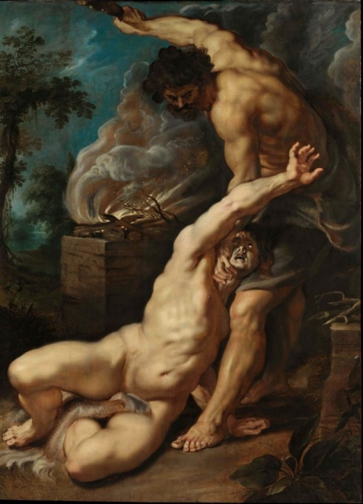 Cain killed Abel because of uncontrolled emotions. Don't be like Cain.