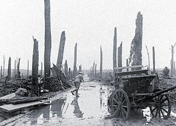 old photo from WWI