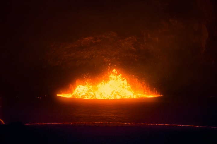 Hawaiʻi Volcanoes National Park, Hawaii Volcanoes National Park, United States