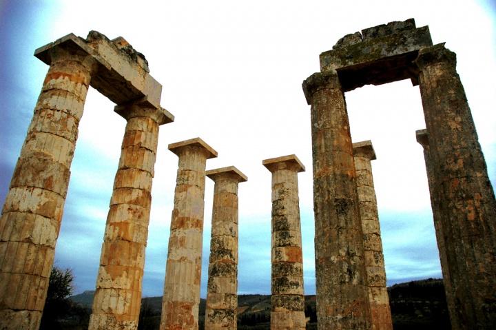 Temple of Zeus - Ancient Nemea, Greece