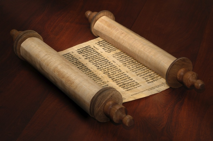 A old scroll.