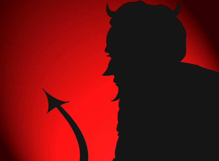 Devil cartoon