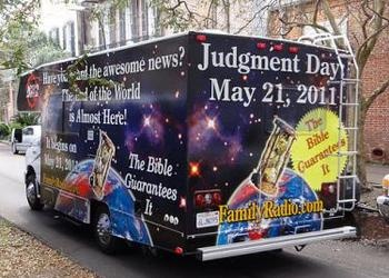 Judgment Day on May 21, 2011?!