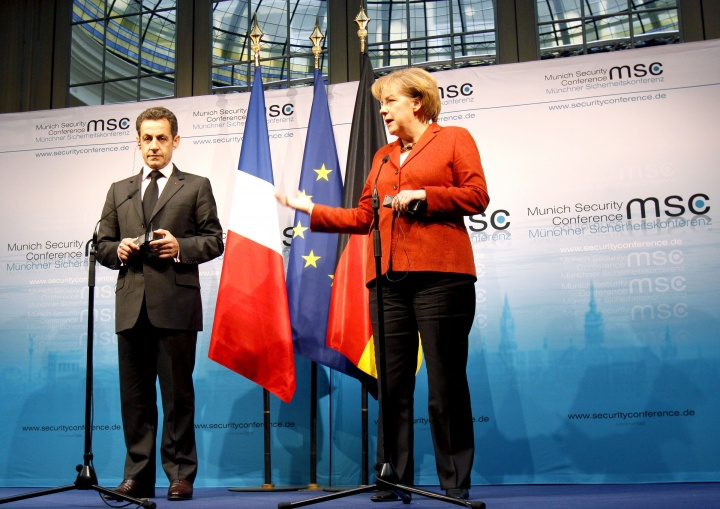 French President Nicolas Sarkozy and German Chancellor Angela Merkel are spearheading a more tightly integrated European alliance—an end result foretold in Bible prophecy.