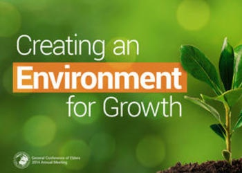 2014 Meeting of the General Conference of Elders: Creating an Environment for Growth