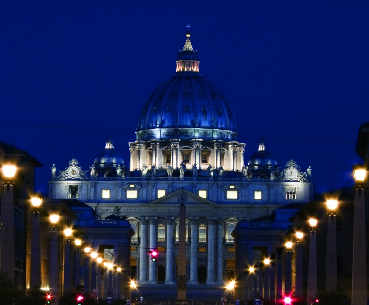 Saint Peter's Basilica, the Vatican