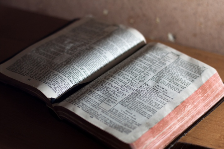 Do we miss the message when reading the Bible? Focus on the fact that the Bible makes its own point.
