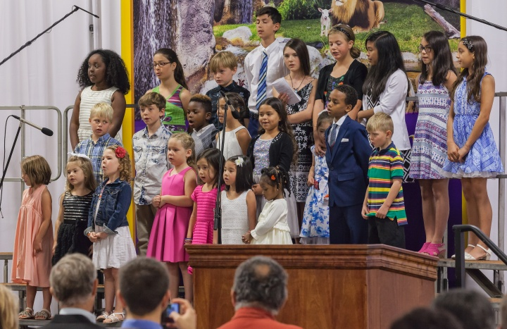 The children's choir at the 2017 Feast in Oceanside, California. How do you keep the memories from your Feast from slipping away throughout the year?