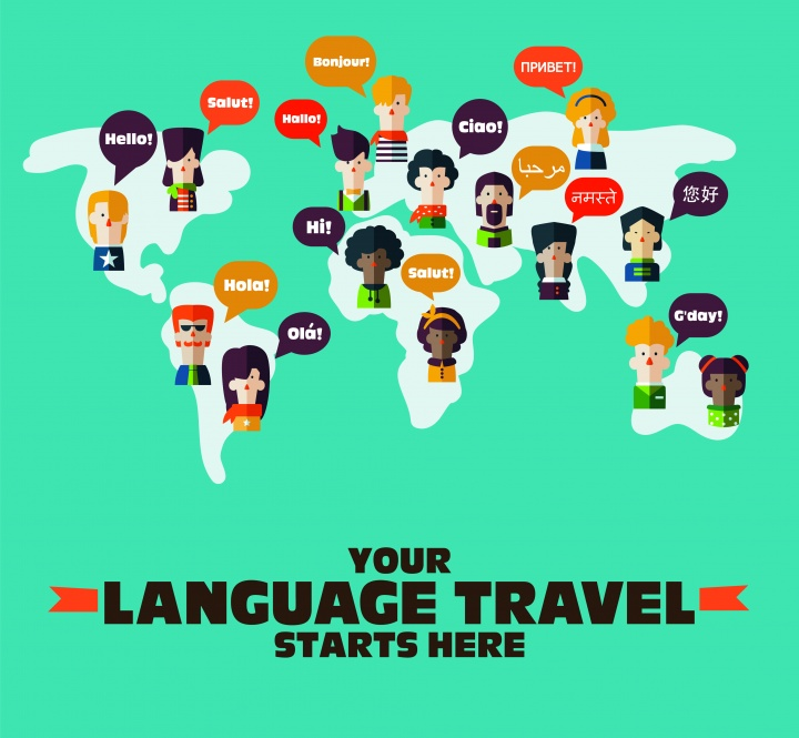 Learn a Language, Expand Your World