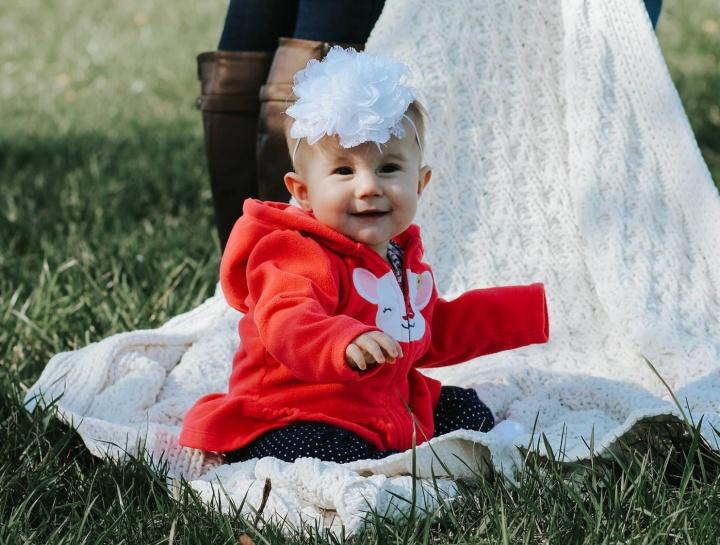 Amanda Miller's daughter.