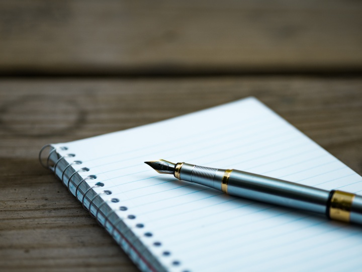 """We have to take the time to write the living """"letter"""" on our hearts. Not with pen and paper, but with the Spirit of God."""