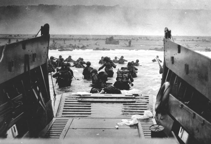 1944 Normandy Invasion