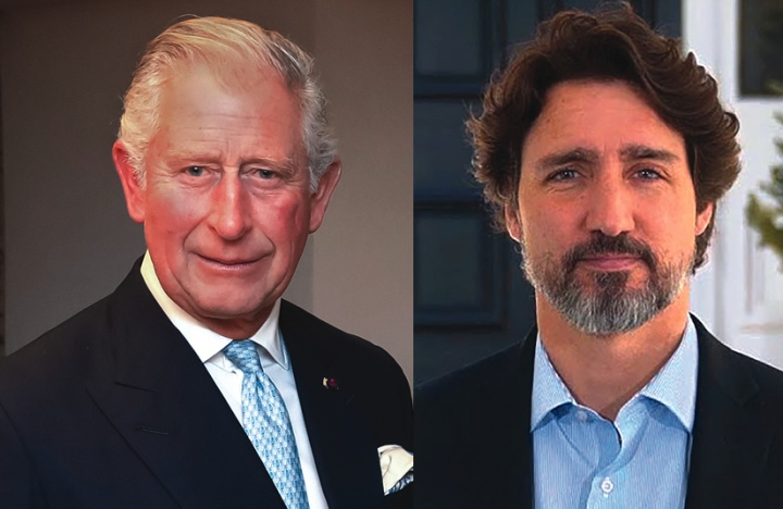 "Proponents of a ""Great Reset"" include Britain's Prince Charles and Canadian Prime Minister Justin Trudeau."