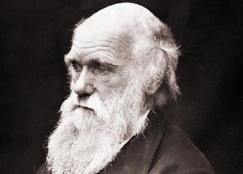 Photo of Charles Darwin