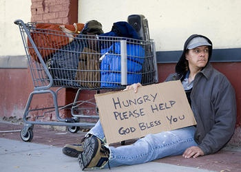 Current Events & Trends: Poverty on the rise in America