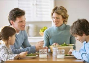 Dinner Time: The Perfect Time to Rebuild Family Togetherness