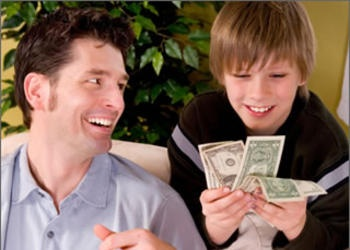 Five Steps to Teach Your Children Money Management