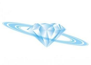 In the News: Diamonds in Space?