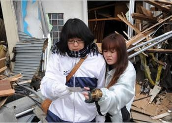 Japan Copes With Overwhelming Devastation