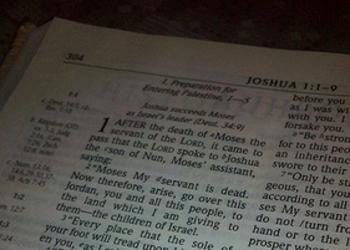 Joseph, Jesus and Me