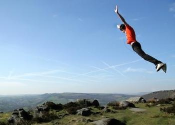 From the Word: LEAP