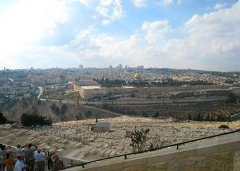 Pray for the Future of Jerusalem