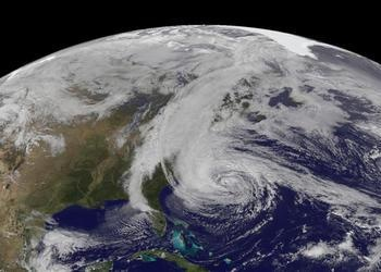 Praying for Those in the Path of Hurricane Sandy | United