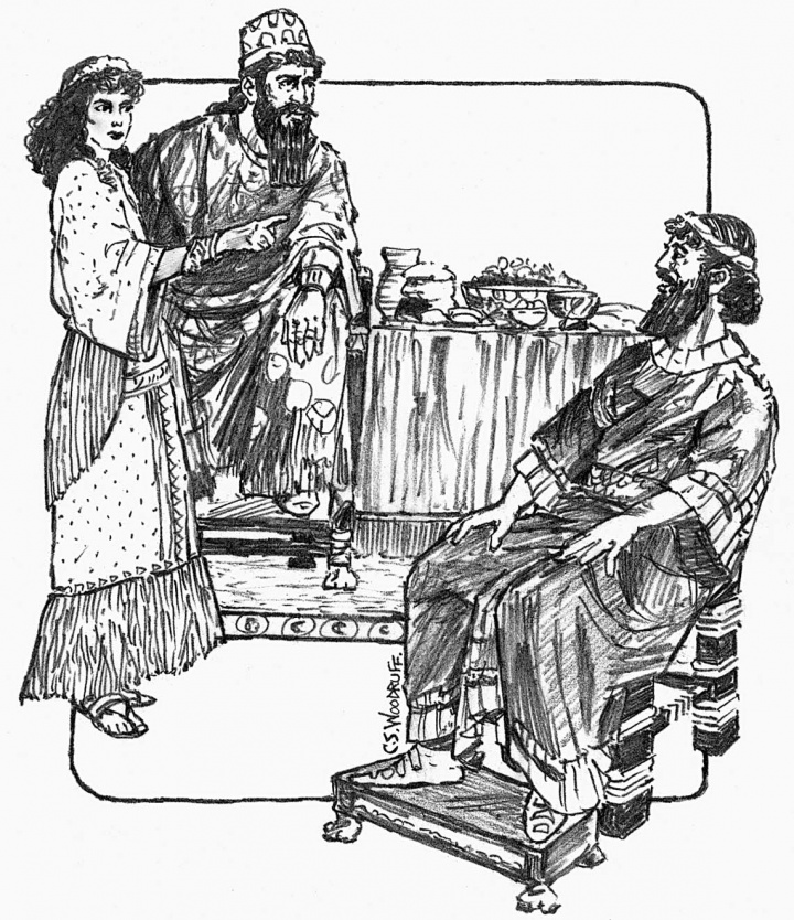 Illustrations of Esther