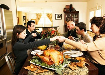 Reasons to be Thankful - Stuffing and Other Stuff