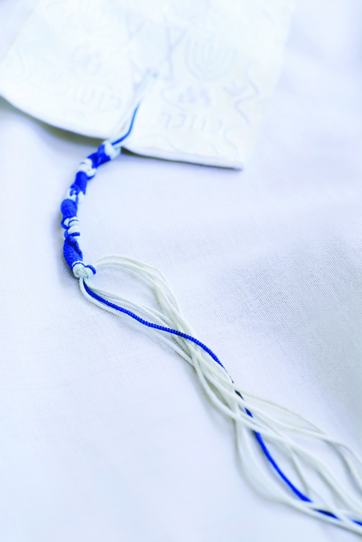 Tassels are a popular Jewish tradition. Tassels are small, knotted cords of strings, usually about six to 10 inches in length, worn about waist high.