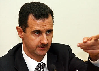Syria's Assad Threatens to Rain Missiles on Tel Aviv