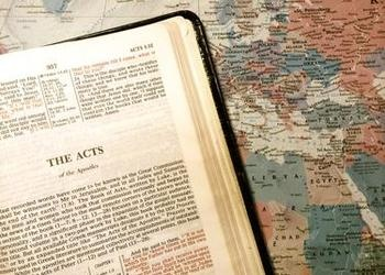 Travels in Acts: Gamaliel's Wisdom
